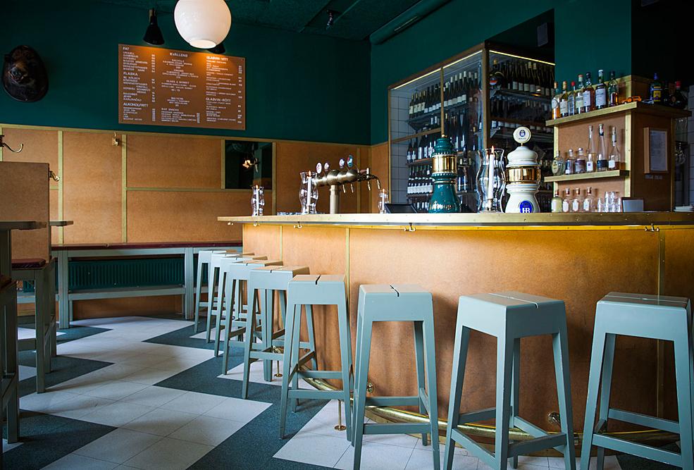 Bar Central Stockholm Uglycute